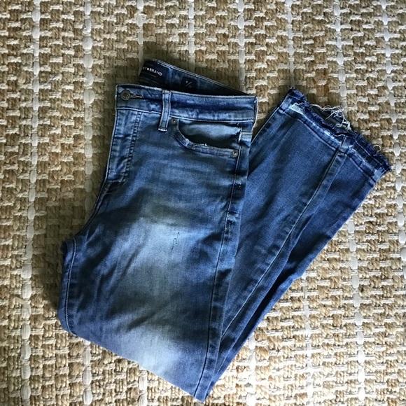Lucky Brand Hayden Skinny Jeans 8 29